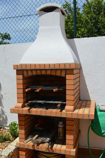 Built in BBQ, Casa Clare